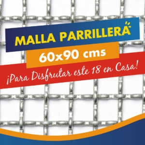MALLAS PARA PARRILLA